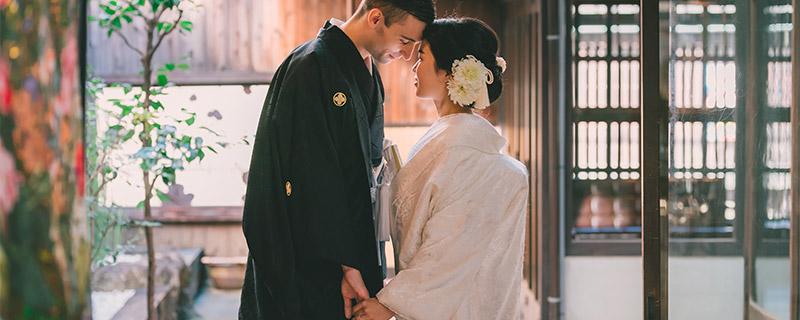 町家花嫁室内攝影