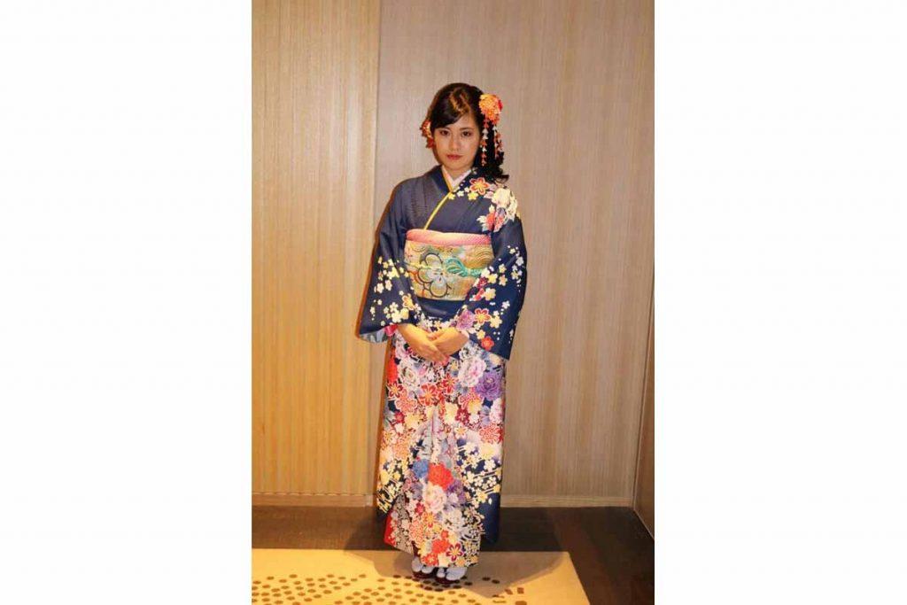 「ミス日本酒」京都大会ファイナリストの方に夢館をご利用頂きました