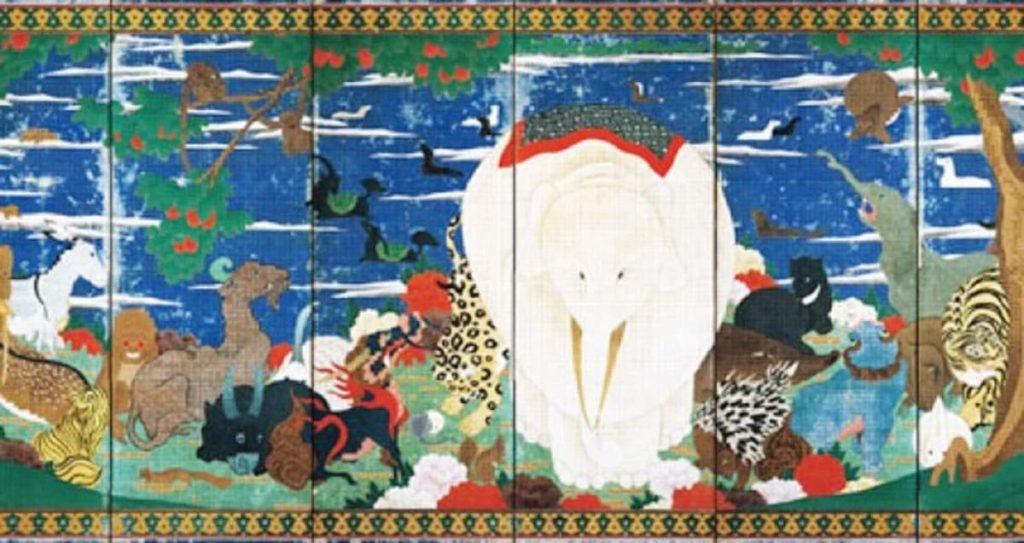 生誕300年!京都の天才画家