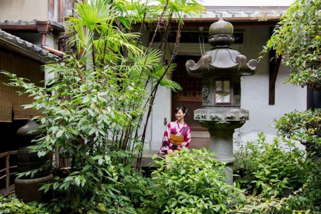 京町家の宿 十四春旅館