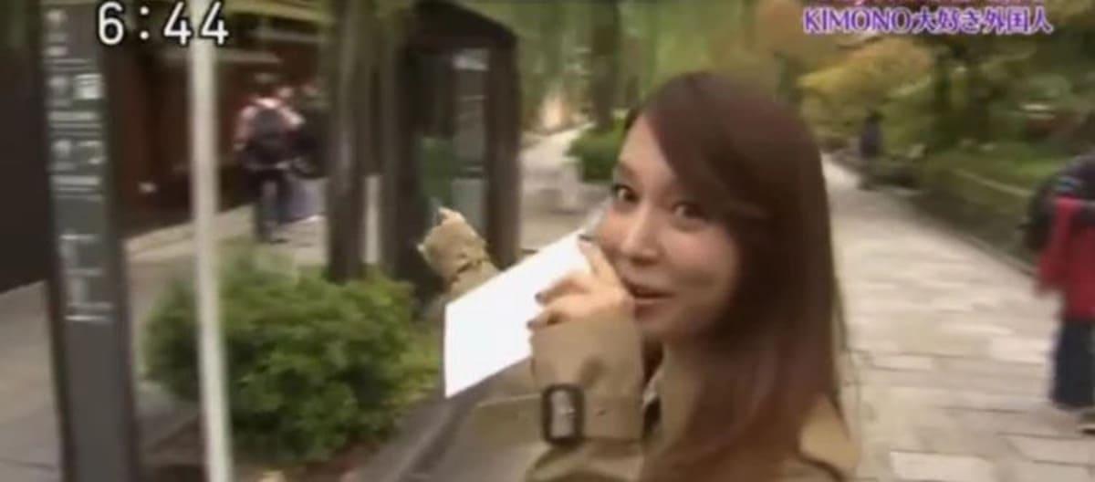 12月4日放送TV番組「遠くへ行きたい」でロケフォトの様子が放送されました!
