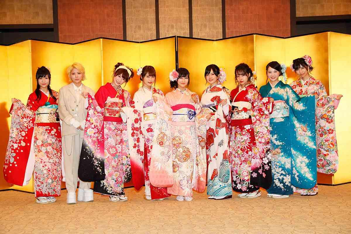 AKB48グループに衣装協力