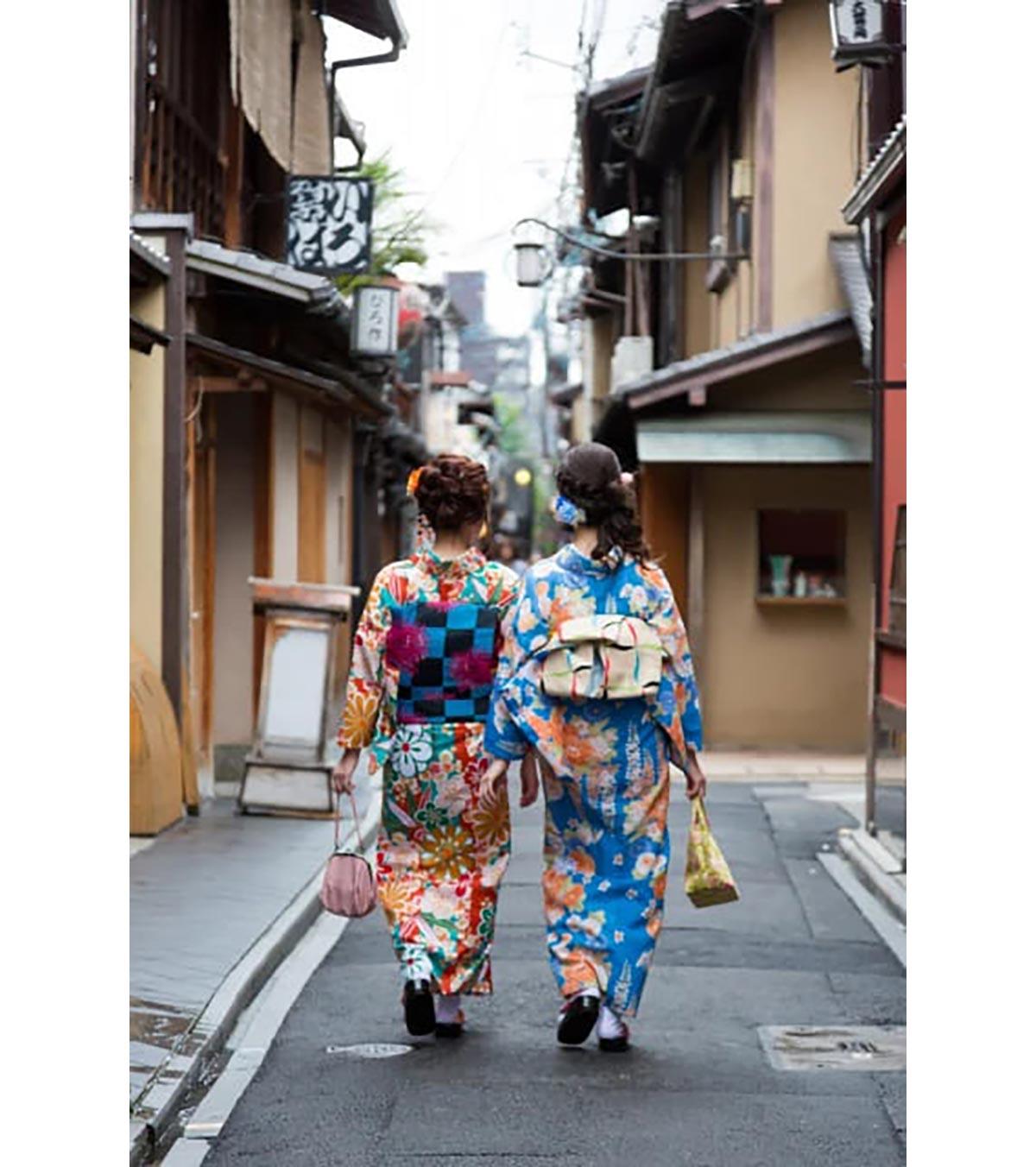 京都で着物レンタルが人気の理由