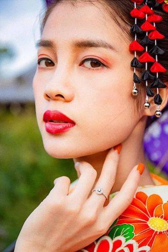 ベトナム人気モデル ミー デュイン Mỹ Duyênさんが御池別邸にご来店