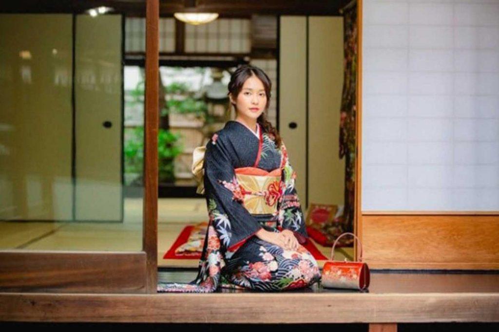 ベトナムトップ女優Kha Nganさんが御池別邸にご来店2