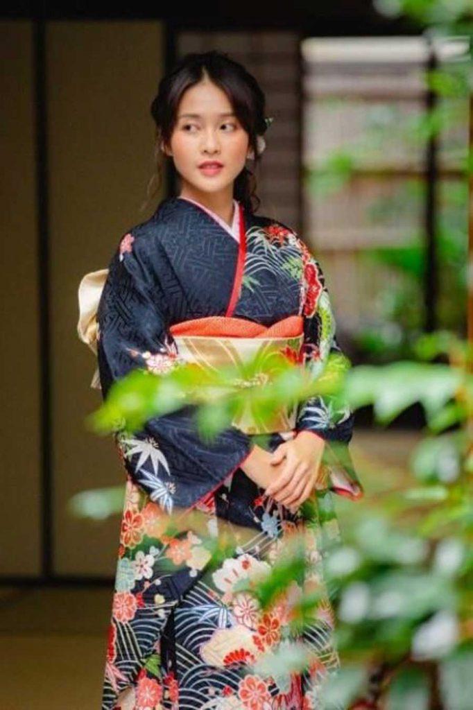 ベトナムトップ女優Kha Nganさんが御池別邸にご来店5