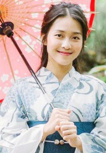 ベトナムトップ女優Kha Nganさんが御池別邸にご来店6