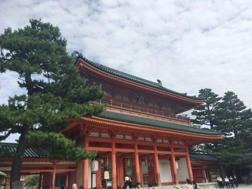 雅な平安神宮