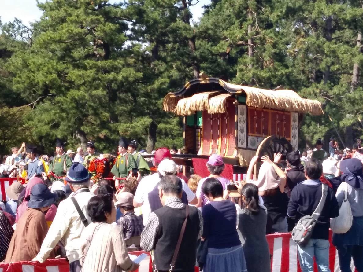 平成最後の時代祭