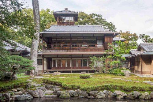 旧三井家下鴨別邸