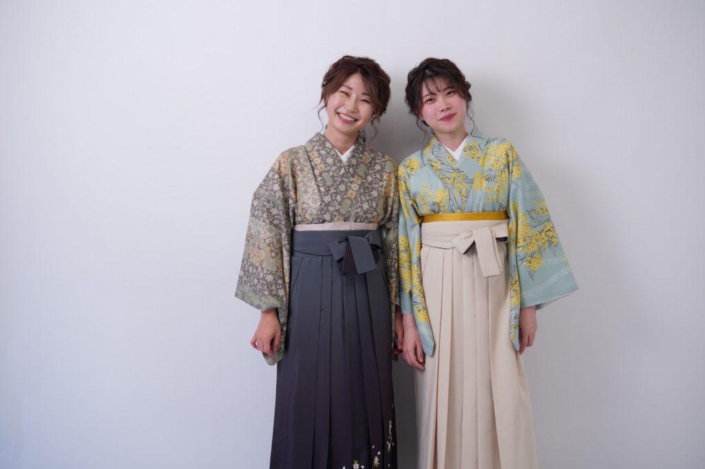 京都セルフ写真館、京都セルフ写真館着物、京都袴レンタル