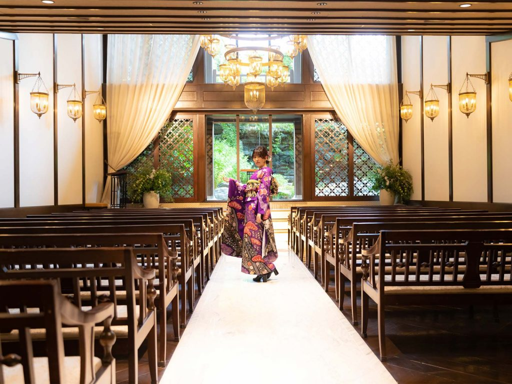 THE SODOH HIGASHIYAMA KYOTO ランチ付き成人式撮影プラン